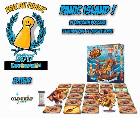 Panic Island en rupture... mais il revient bientôt !