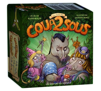 Le Bois des Coua2sous : les mêmes mais pas pareils !