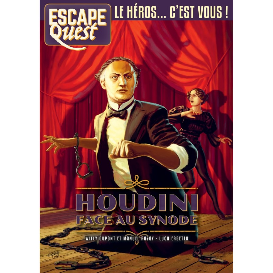 Escape Quest : Houdini face au synode