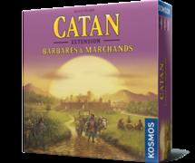 Catan : Barbares et Marchands