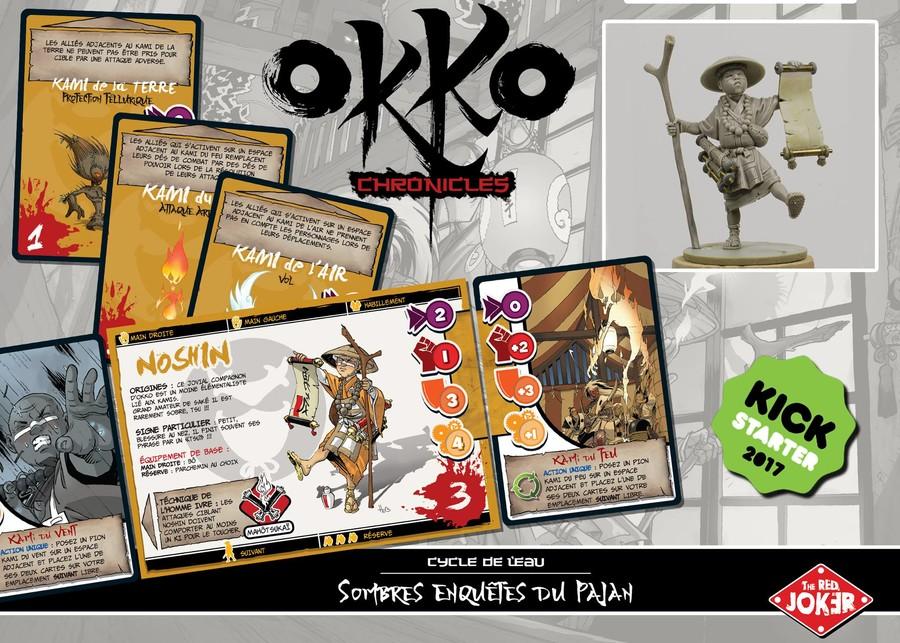 OKKO CHRONICLES - PERSONNAGE NOSHIN