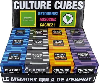 Culture Cubes : la mémoire du monde