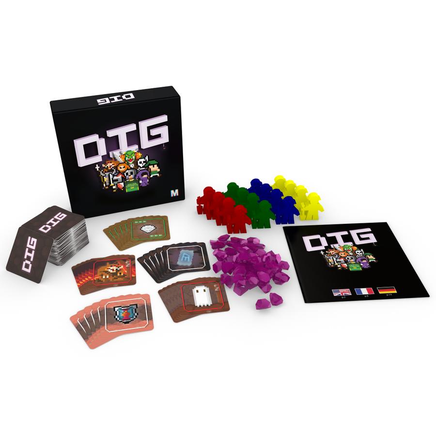DIG: des pioches et des pixels