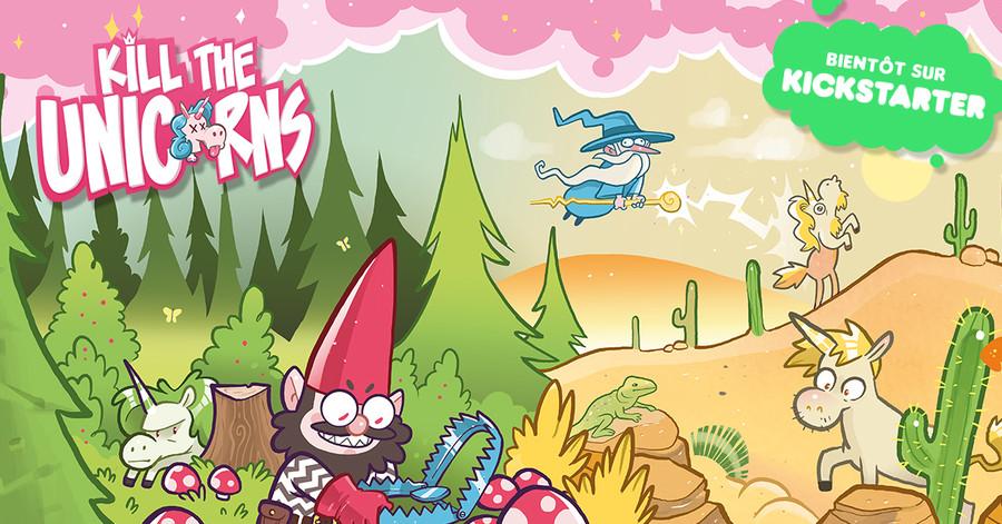 SPIEL 17 : Venez capturer des licornes sur le stand de Morning !