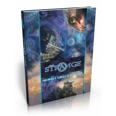 The Strange - Livre de base