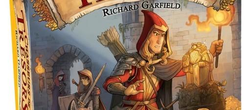 La conception de Chasseurs de Trésors par Richard Garfield