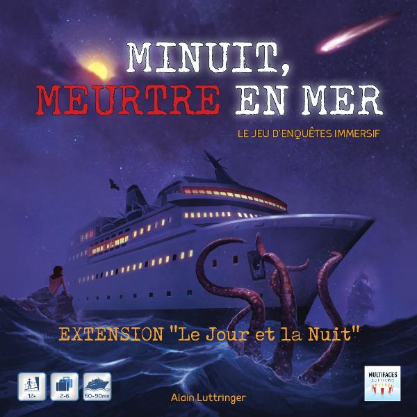 Minuit, Meurtre en Mer : bientôt l'extension !