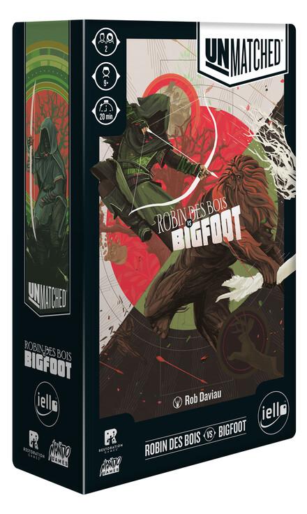 Unmacthed Robin Vs BigFoot  : La Brute et Les Truands
