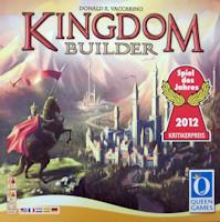 [Jeux A Thème] Sur le Vif : Review de Kingdom Builder ! Un Spiel Des Jahres qui vaut le détour !