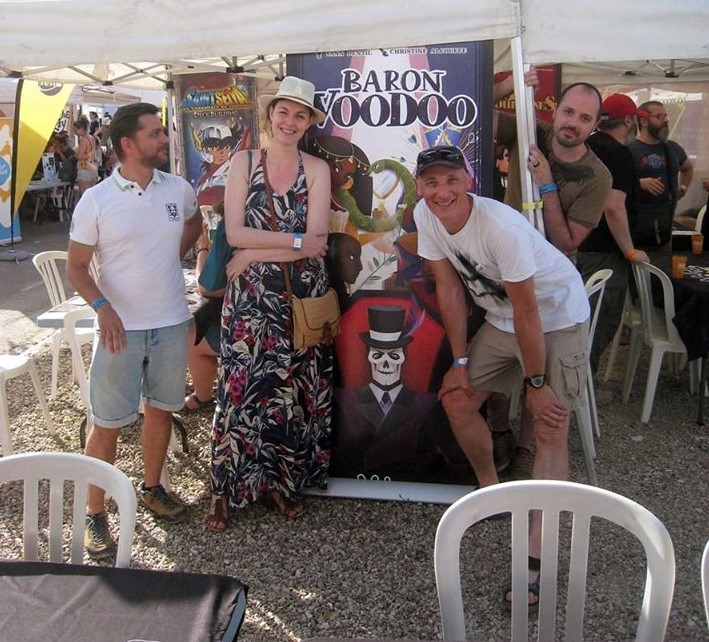 BARON VOODOO - Carnet d'auteur #4