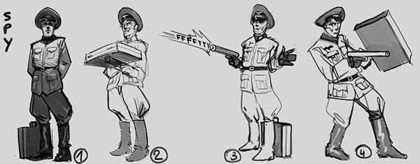 Dans les coulisses de la création de V-Commandos