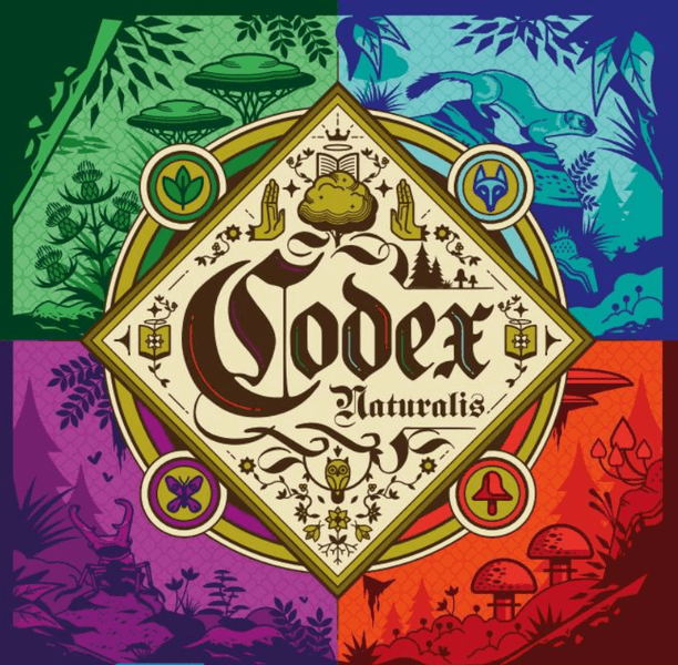 CODEX NATURALIS : UN JEU LUMINEUX !