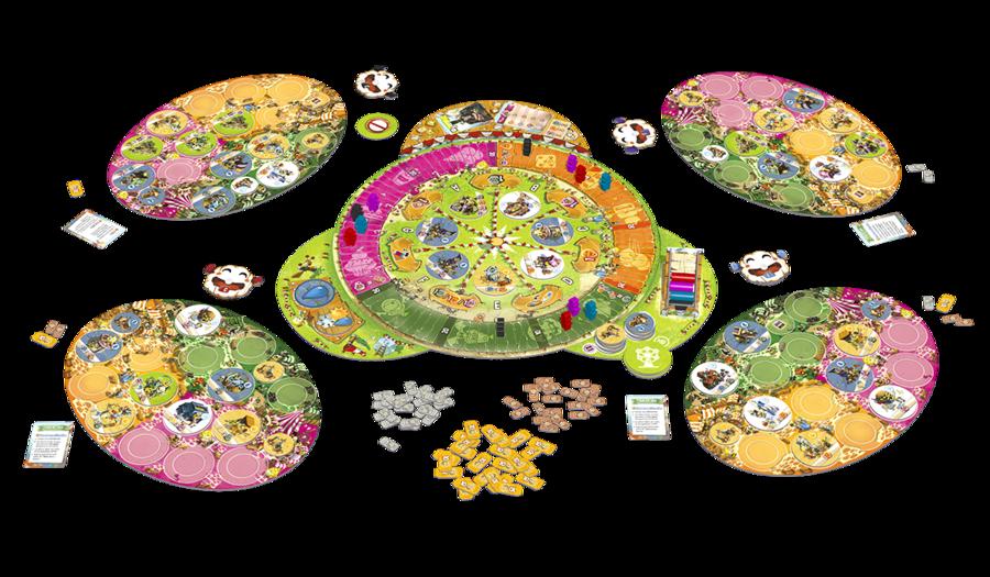Trool Park éléments de jeu