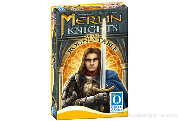 Merlin Les Chevaliers de la Table Ronde