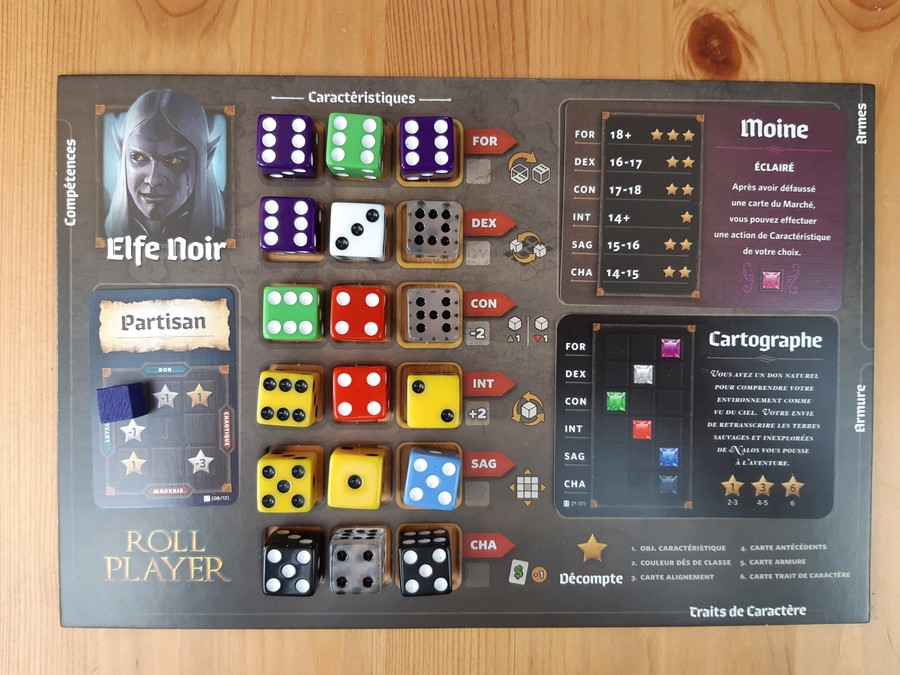 Roll player : Monstres et sbires