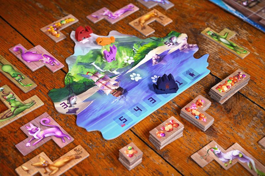 L'île des Chats : vous voulez y jouer avant MI-AaaaOÛT ? CHAT tombe bien : les précommandes s'ouvrent aujourd'hui !