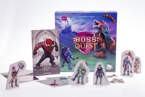 Boss Quest en approche !