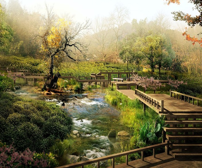 Jardin Japonais - Yozu