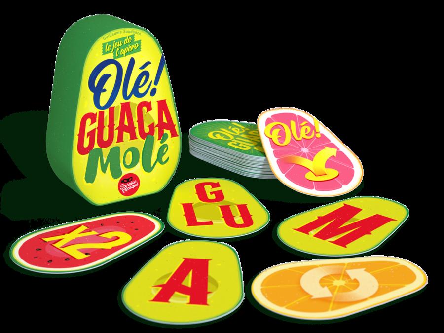 La face cachée d'Olé Guacamolé