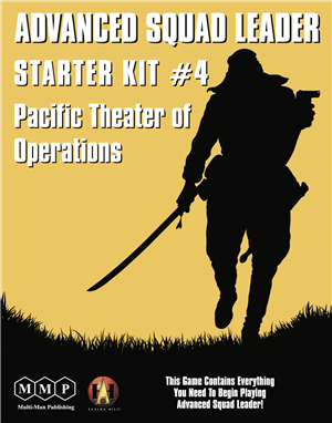 Advanced Squad Leader : Starter Kit #4 - Pacific Theater of Operations