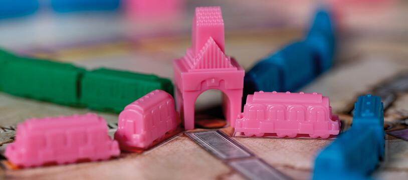 Les Aventuriers du Rail : Play Pink !