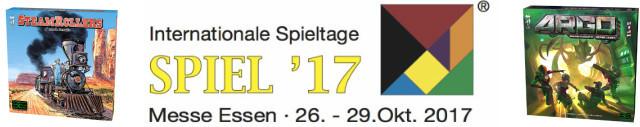 Venez chez Flatlined Games à Essen Spiel 2017! (3M105)