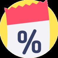 10000 abonnés YouTube = 10% de réduction !