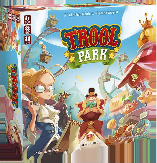 Trool Park : interview croisée des auteurs
