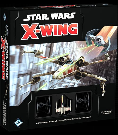 X-wing - V2