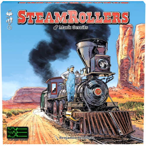 Benjamin Benéteau - Carnet d'illustrateur pour SteamRollers
