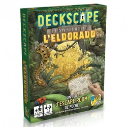 Deckscape - Le Mystère de L'Eldorado