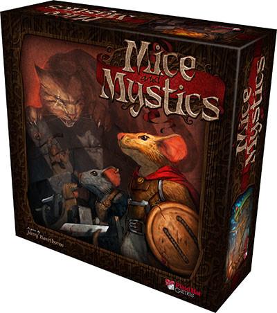 Mice Mystics; des souris chez Filosofia