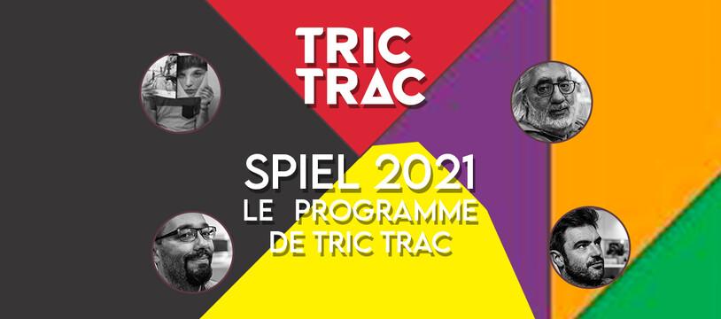 Tric Trac au salon d'Essen 2021, programme des comptes-rendus et lives sur Facebook