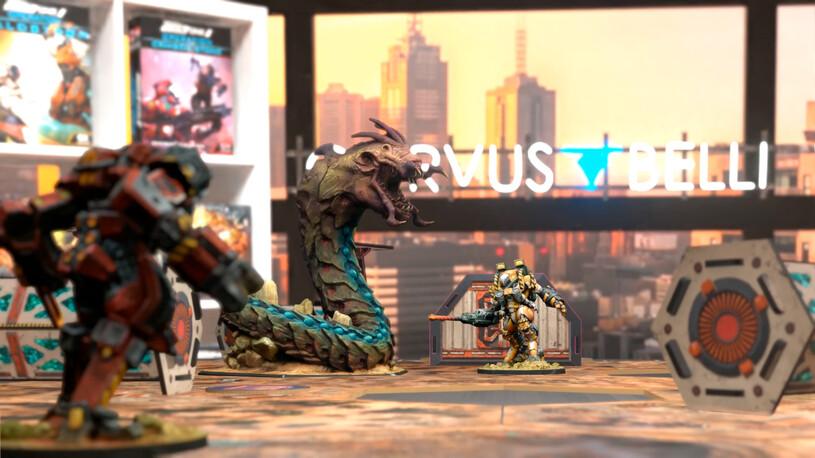 Infinity Deathmatch: TAG RAID