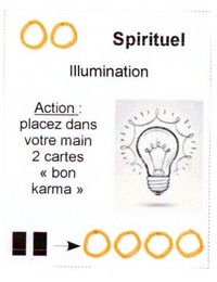 Premiere carte Spiritualité
