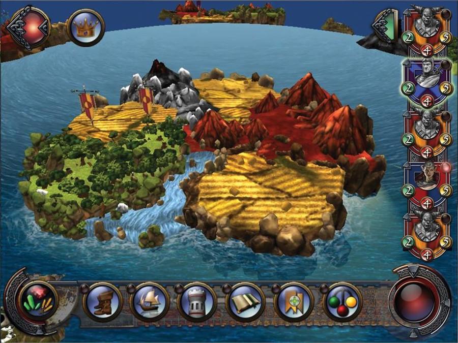 Tiny Epic Kingdoms für iOS