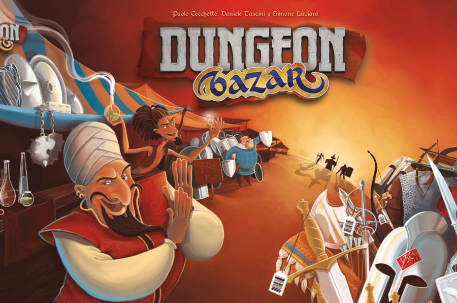 Dungeon Bazar, du nouveau chez Cranio