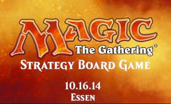 Magic bekommt sein Brettspiel