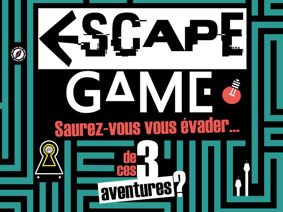 Escape Game Le Livre Dont On Se Delivre Actualites