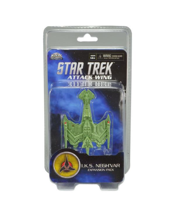 Star Trek : Attack Wing - Vague 0 - I.K.S. Negh'var