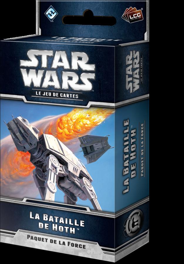 Star Wars - le jeu de cartes : La Bataille de Hoth