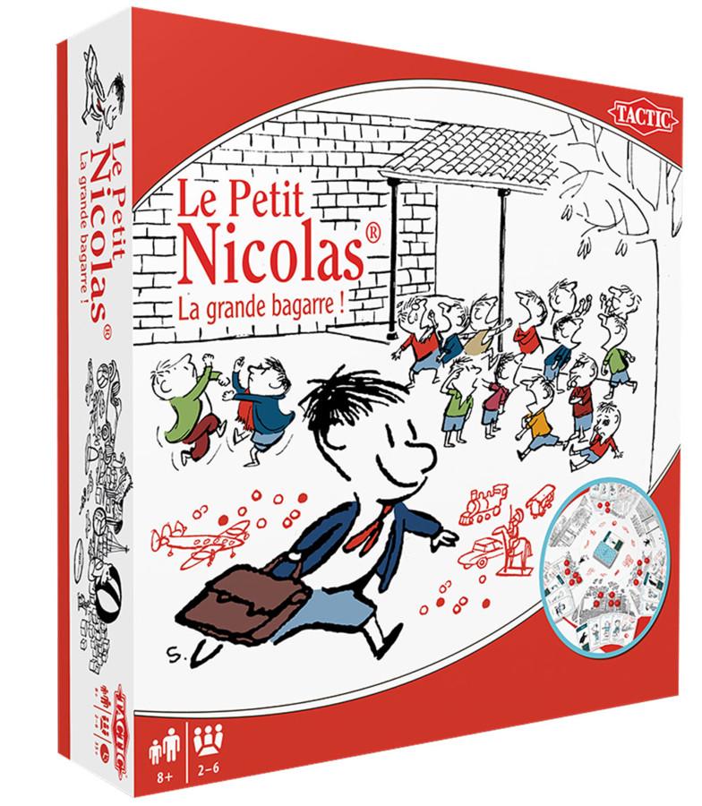 Le petit Nicolas : la grande bagarre !