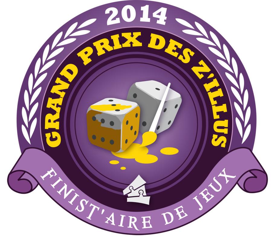 Grand Prix des Z'Illus 2014 - 2ème