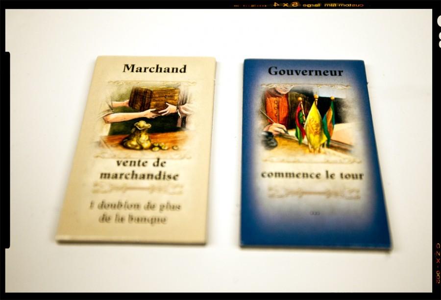 Le Marchand et le Gouverneur