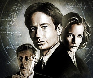 The X-Files - The Truth is out There!