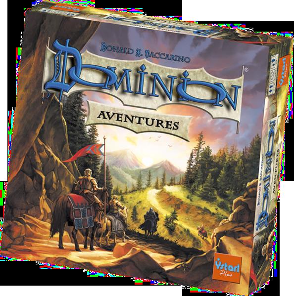 Dominion: en route pour de nouvelles aventures !