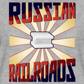 Russian Railshirts