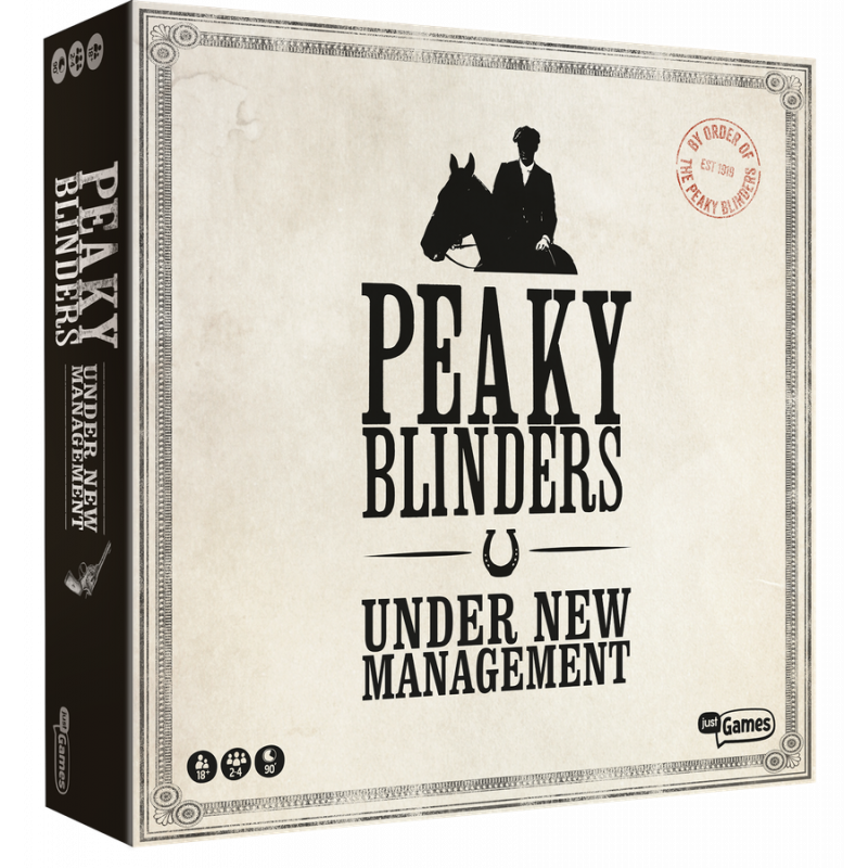 Peaky Blinders : Under New Management
