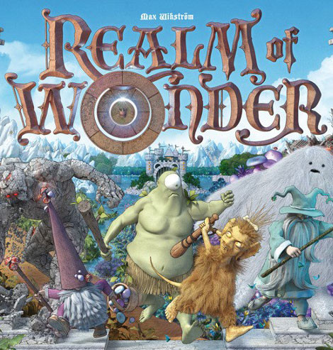Realm of Wonder, du rétro gaming finlandais mais pas que