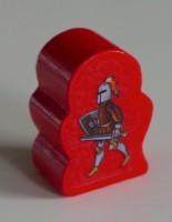 Orléans mit 3D-Figuren
